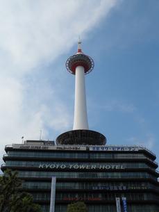 京都タワーの写真素材 [FYI00427884]