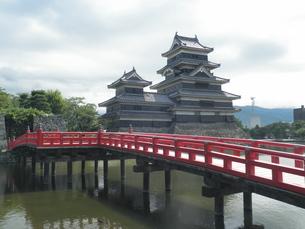 松本城の写真素材 [FYI00427906]