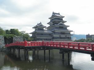松本城の写真素材 [FYI00427913]