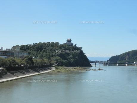 犬山城の素材 [FYI00427926]