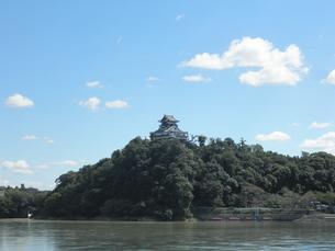 犬山城の素材 [FYI00427928]