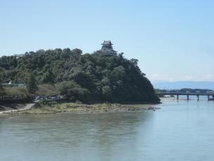 犬山城の素材 [FYI00427934]
