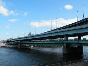 隅田川大橋の素材 [FYI00427937]