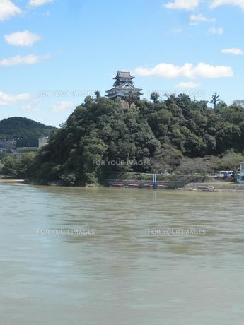 犬山城の素材 [FYI00427944]