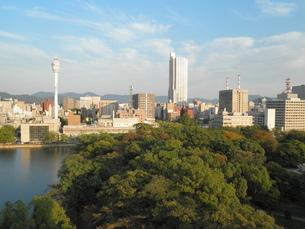 広島市街の写真素材 [FYI00427960]