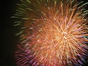 長良川全国花火大会の写真素材 [FYI00428032]