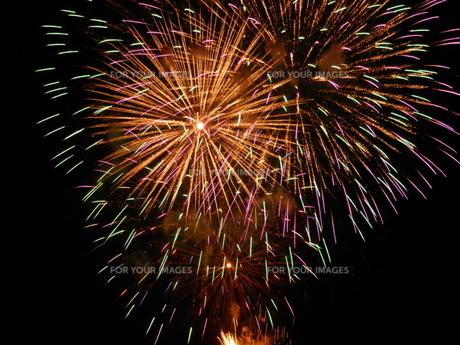 長良川全国花火大会の素材 [FYI00428062]