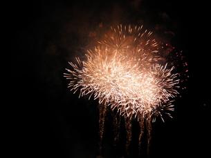 長良川全国花火大会の写真素材 [FYI00428098]