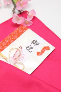 お祝いののし袋の写真素材 [FYI00428529]