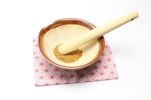 すり鉢とすりこぎの写真素材 [FYI00428551]