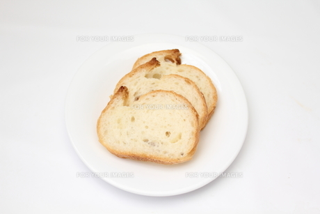 スライスしたバタールの素材 [FYI00428605]