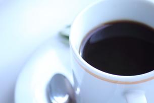 ホットコーヒーの写真素材 [FYI00428620]