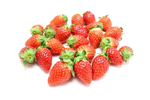 苺とちおとめの写真素材 [FYI00428621]