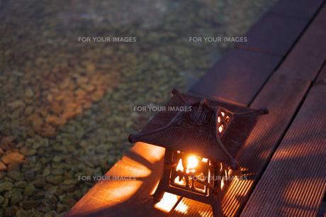 灯籠の写真素材 [FYI00428781]