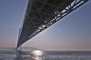 明石海峡大橋の写真素材 [FYI00428790]