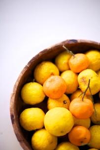 柚子の写真素材 [FYI00428842]