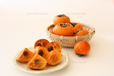 柿の写真素材 [FYI00428871]