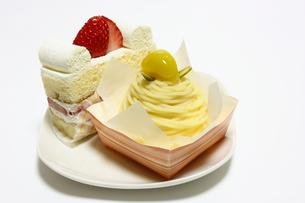 ケーキの写真素材 [FYI00428909]
