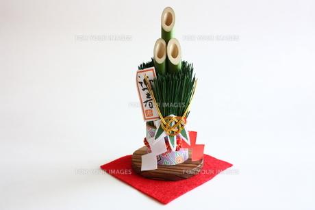 門松の写真素材 [FYI00428911]