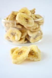 バナナチップスの写真素材 [FYI00429199]