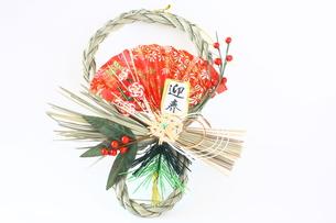 正月飾りの写真素材 [FYI00429226]