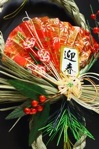 正月飾りの写真素材 [FYI00429229]
