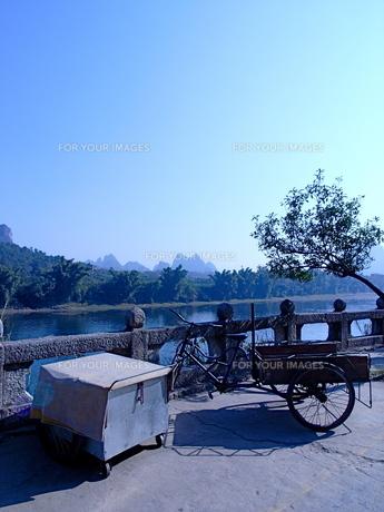 桂林の風景の写真素材 [FYI00429347]