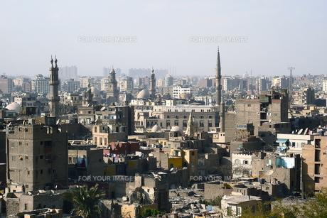 カイロの街並の写真素材 [FYI00429352]