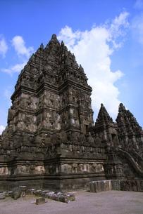 プランバナン寺院の写真素材 [FYI00429360]