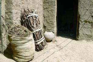 アフリカの生活道具の写真素材 [FYI00429362]