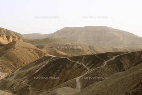 王家の谷の写真素材 [FYI00429376]