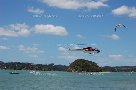 低空飛行の写真素材 [FYI00429662]