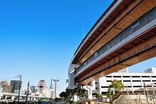 阪神高速の写真素材 [FYI00429703]