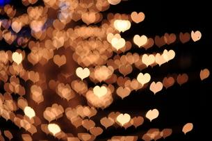 クリスマスイルミネーション5の写真素材 [FYI00430068]