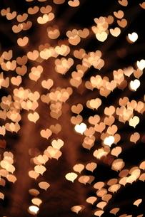 クリスマスイルミネーション3の写真素材 [FYI00430093]