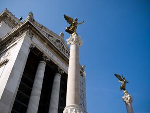 ヴィットーリオ・エマヌエーレ2世記念堂の写真素材 [FYI00430521]