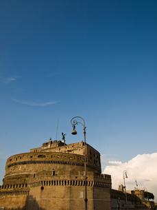 サンタンジェロ城の写真素材 [FYI00430523]