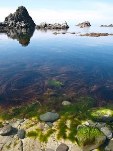 島武意海岸の写真素材 [FYI00430529]