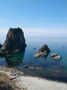 島武意海岸の写真素材 [FYI00430534]