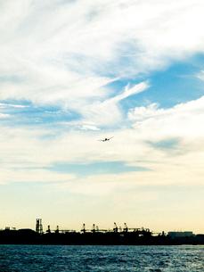 東京の空の写真素材 [FYI00430540]