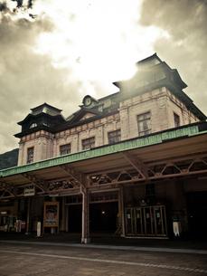 門司港駅の写真素材 [FYI00430583]