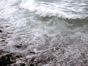 波の写真素材 [FYI00430687]