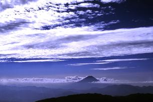 北岳山頂よりの写真素材 [FYI00430732]