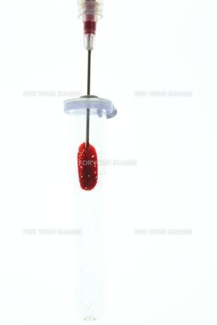 血液の写真素材 [FYI00430833]