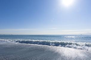 爽やかな海岸の写真素材 [FYI00432414]