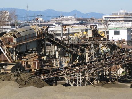 採石工場の素材 [FYI00432630]
