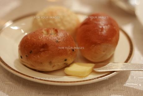 パンとバターの写真素材 [FYI00432640]