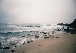 冬の海の写真素材 [FYI00432651]