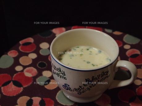 マグカップスープの写真素材 [FYI00432663]