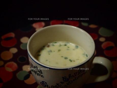 マグカップスープの写真素材 [FYI00432664]
